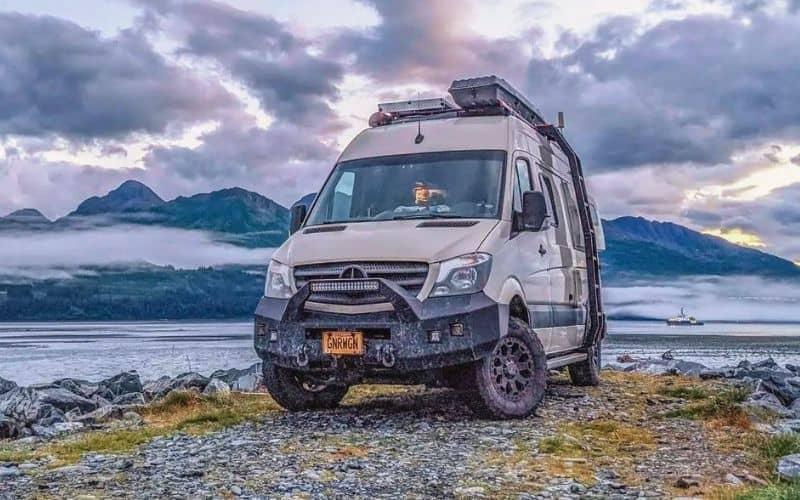 8 Best Motorhome RVs Built On Mercedes-Benz Platforms