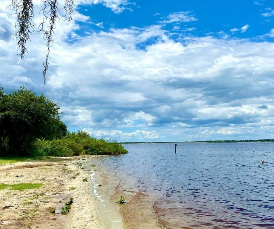 Lake Kissimmee State Park - Central Florida