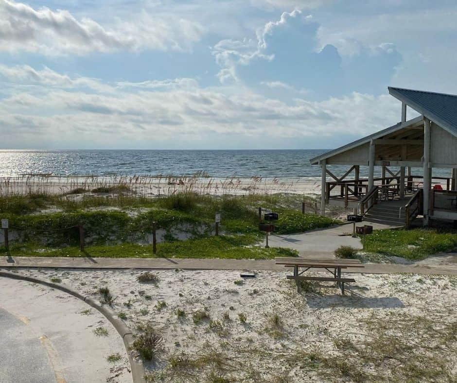 St. George Island State Park - Northwest Florida
